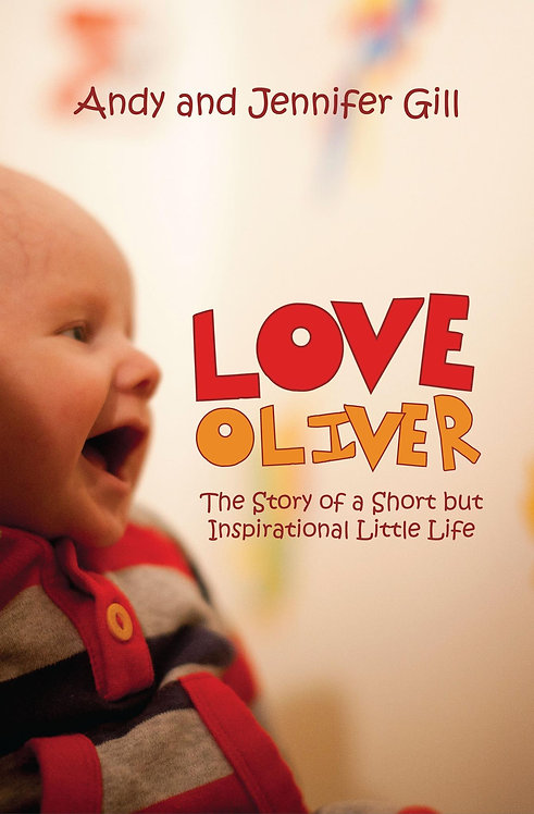 Love Oliver book