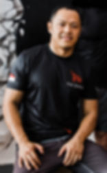 Alex Leung the Co-Founder and Head Trainer At The Jungle, Singapore's new and most exciting fitness gym and MMA studio, offering exciting and affordable MMA, HIIT, Muay Thai, Boxing and BJJ classes, as well as expert personal training and team building activities.