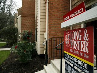 D.C. area's housing market is bucking typical market forces
