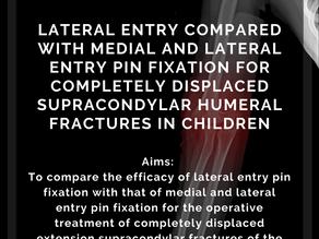 The Bone Club Ep4: Paediatric Supracondylar Fractures