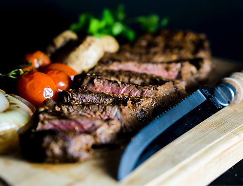 Steak - Rib Steak (Bone-In)