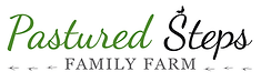 Pastured Steps Family Farm Logo