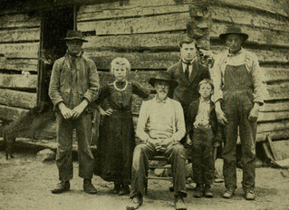 The History of Appalachian English: Why We Talk Differently