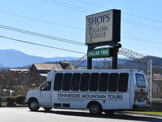 Tennessee Mountain Tours NEW Tour Office and Waiting Lounge