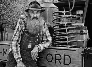 A view of Popcorn Sutton from the eyes of a 12 year old