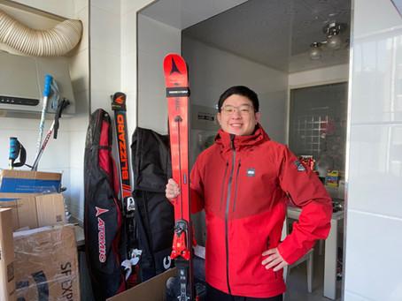 給這雪季一定要滑到雪的人