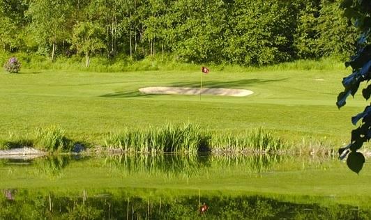 Golf Champs de Bataille