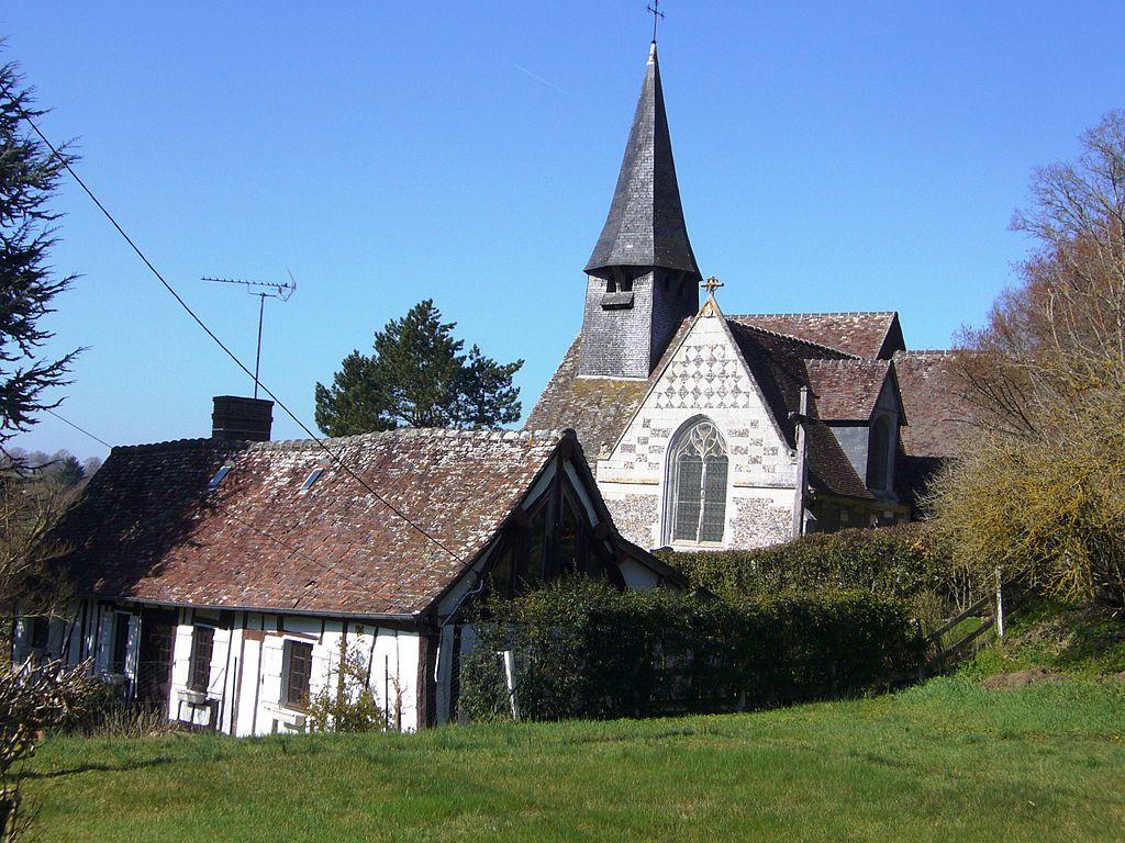 Eglise Champignolles