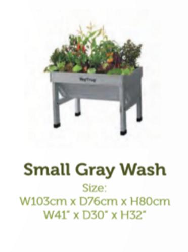 VegTrug Classic  - Grey Wash