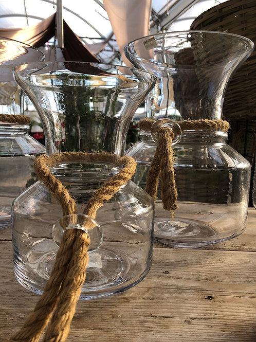 Glass Décor/Planter