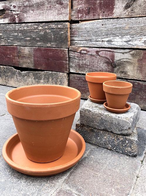 Terracotta Planter Bottom Saucer