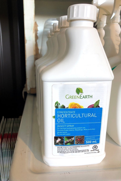 Concentrate Horicultural Oil