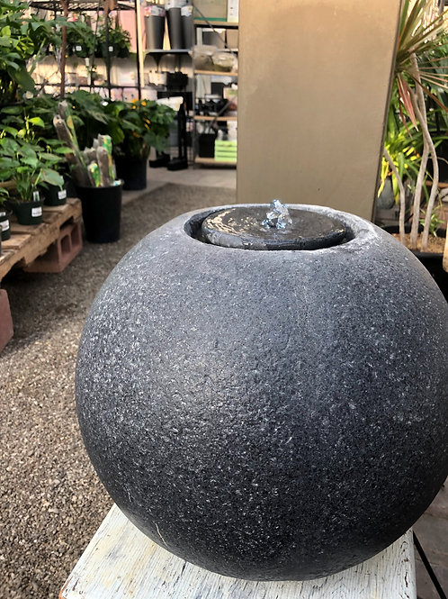 Round Indoor/Outdoor Fountain with LED