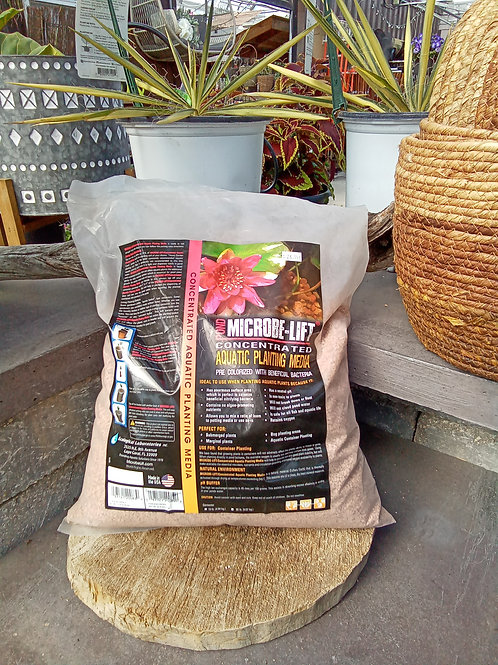 Pond Microbe-Lift concentrated aquatic planting media