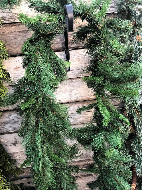 Faux Pine Garland - 6ft
