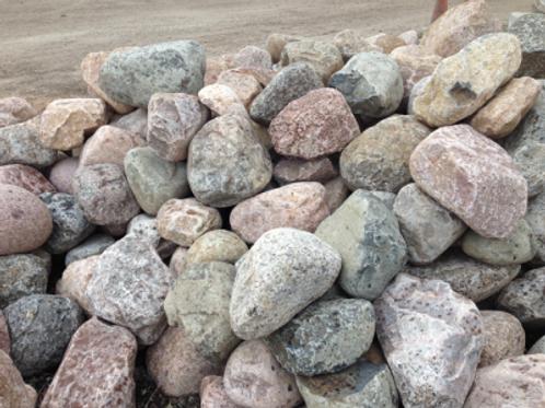 8'' - 24'' Oversized Rock