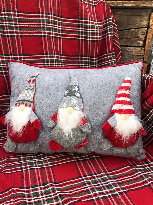 Small Gnome Pillow