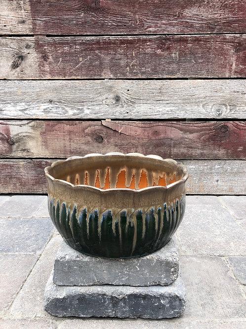 Multicolour Ceramic Planter