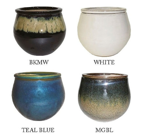 Ceramic Self Watering Pot - Assorted