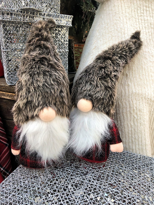 Plush Gnome
