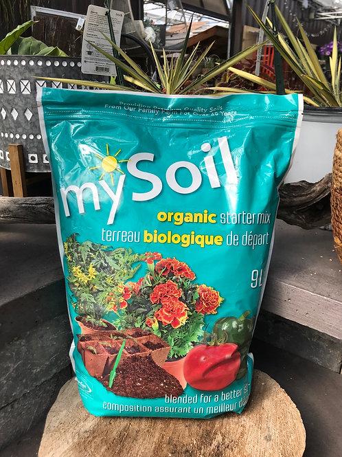 mySoil - Organic Starter Mix
