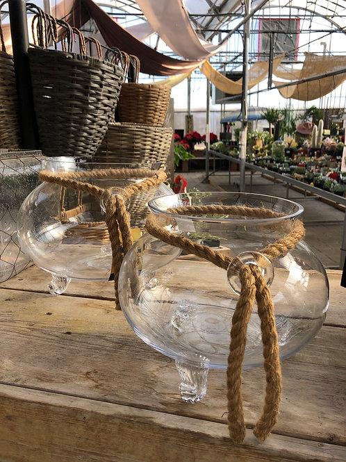 Glass Bowl/Planter