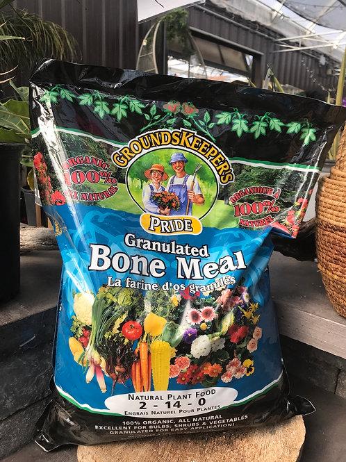Granulated Bone Meal- Groundskeepers Pride