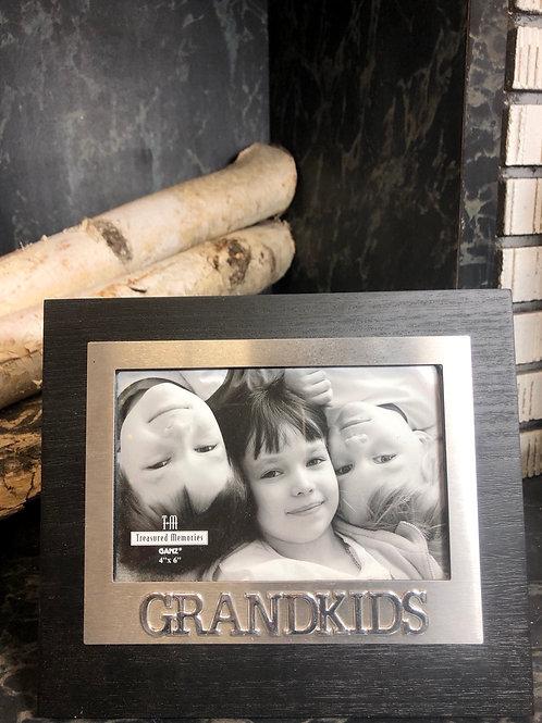 Grandkids Picture Frame