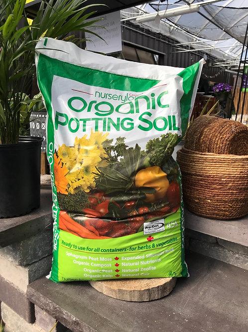 Organic Potting Soil- 30 Ltrs