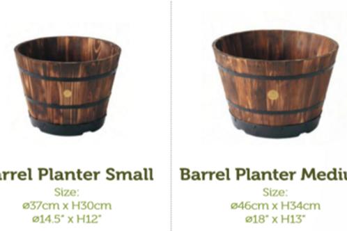 VegTrug - Barrel Planter
