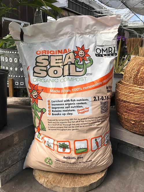 Original Sea Soil Organic Compost