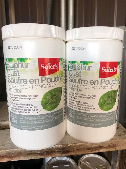 Sulphur Dust Fungicide