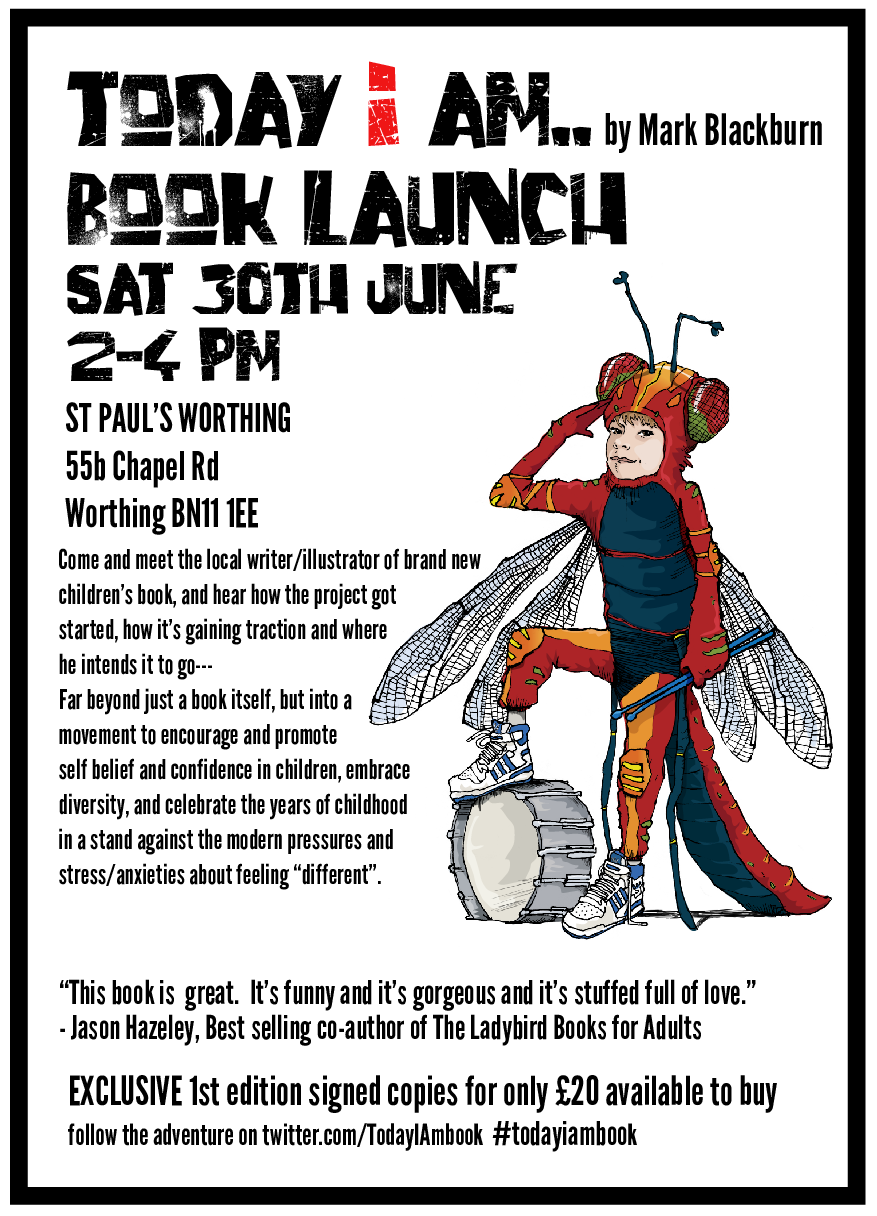 Official local book launch