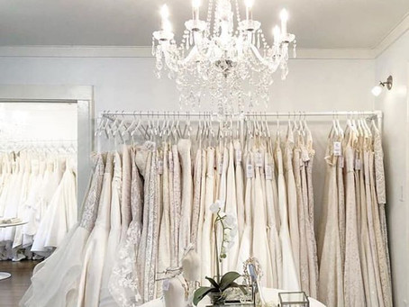 My Wedding Dress Shopping