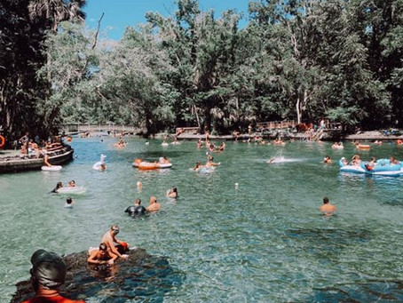 Exploring Florida's Natural Springs & Rivers