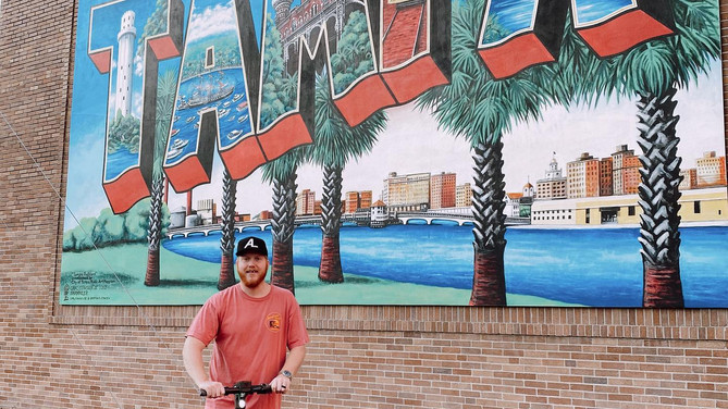 Why We Moved To Tampa