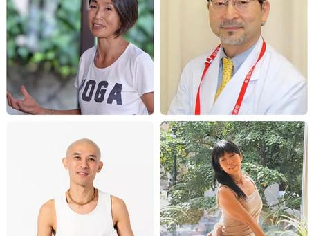 3/6(土)、7(日)開催【Peaceful Yoga sendai vol.10】