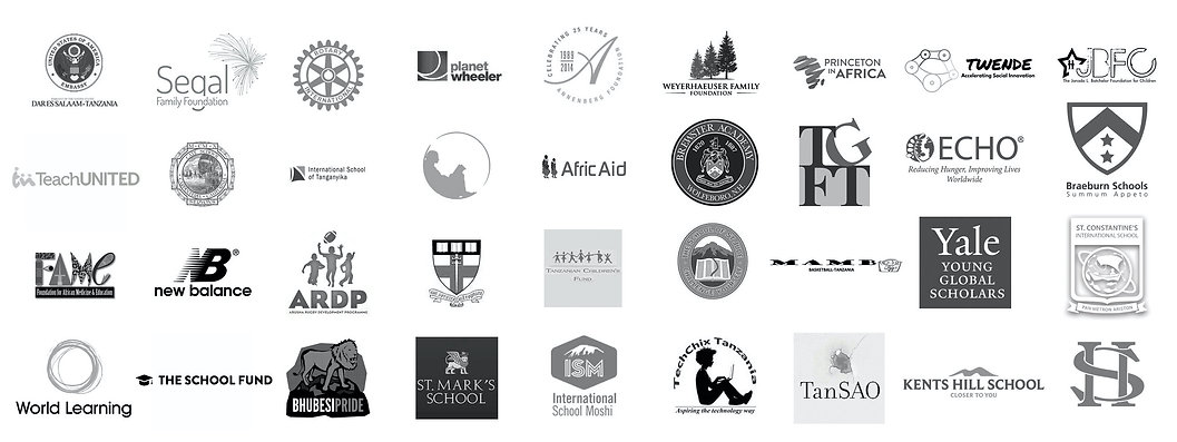 Updated partner logos with new segal TSF