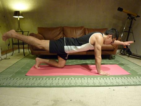 プロが解説!自宅でカンタン!くびれを作る体幹トレーニング!
