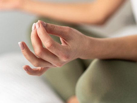 瞑想の基本について
