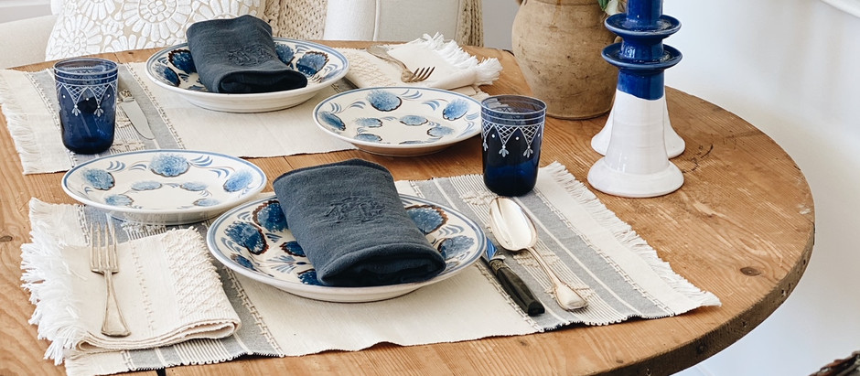 Entertaining: Creating Beautiful Dinners at Home