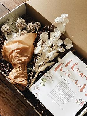 Blooms in Season: Wreath Making
