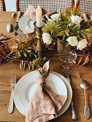 Creating New Thanksgiving Memories