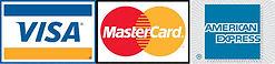 Logo Visa Master Card American Express.j