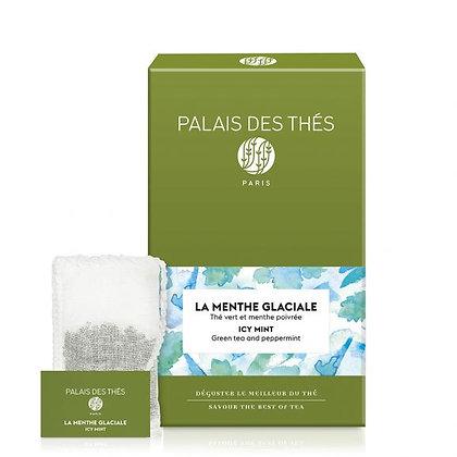 Menthe glaciale, Palais des thés