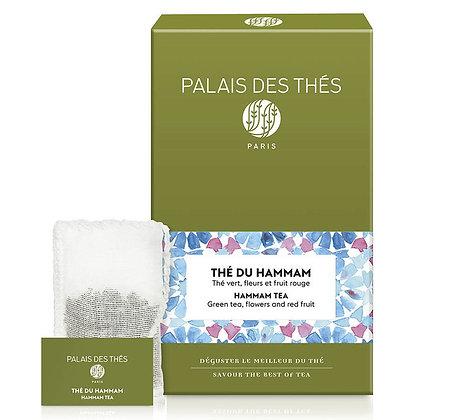 Thé du Hammam, Palais des thés.