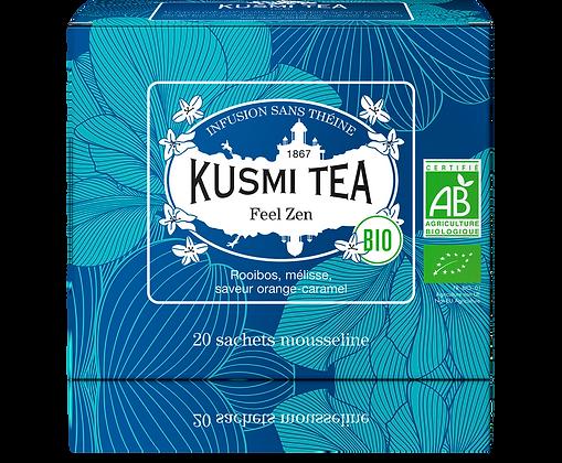 Feel zen, Kusmi Tea à partir de