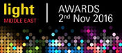 XO Lights nominated for lighting award at light middle east