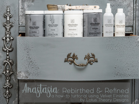 Anastasia: Rebirthed and Refined