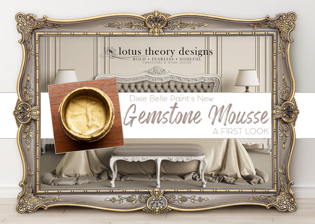 How to Use Dixie Belle's Gemstone Mousse!